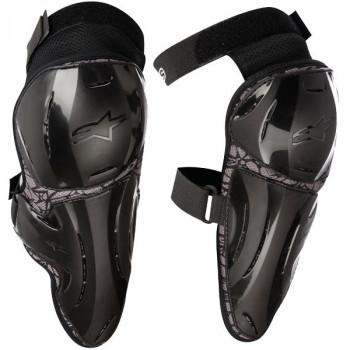 Мотонаколенники Alpinestars VAPOR KNEE PROTECT Black-Grey L/XL