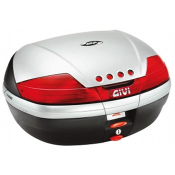 Накладка на центральный мотокофр GIVI V46 Silver