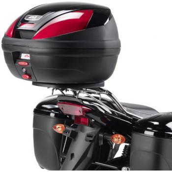 Крепление центрального мотокофра GIVI Monolock для Yamaha YBR125