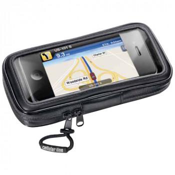 Мотокрепеж Interphone для телефона на круглый руль