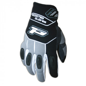 Мотоперчатки ProGrip 4011/12 Summer Cross Black-Grey XL