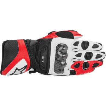 Мотоперчатки Alpinestars SP-1 Red-White-Black M