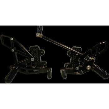 Комплект подножек Vortex для Honda CBR600RR