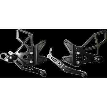 Комплект подножек Vortex для Yamaha YZF-R6