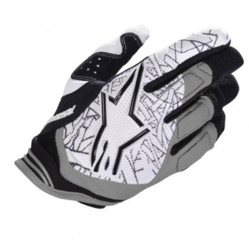 Мотоперчатки Alpinestars Charger Black-Grey XL