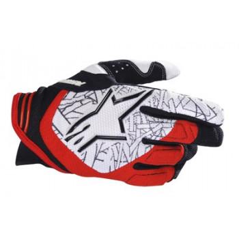 Мотоперчатки Alpinestars Charger Black-Red XL