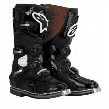 Мотоботы Alpinestars Tech 6 Black 13.0