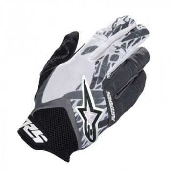 Мотоперчатки Alpinestars Racer Grey XL