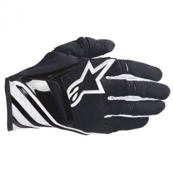 Мотоперчатки Alpinestars Techstar Black-White S