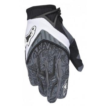Мотоперчатки Alpinestars Techstar Black-Grey XL