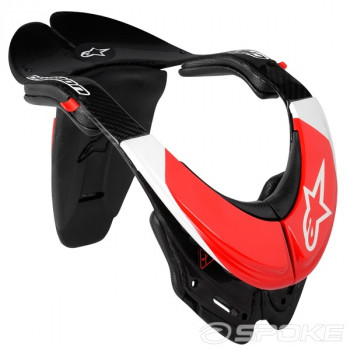 Мотозащита шеи Alpinestars Bionic Neck Support Black-Red S