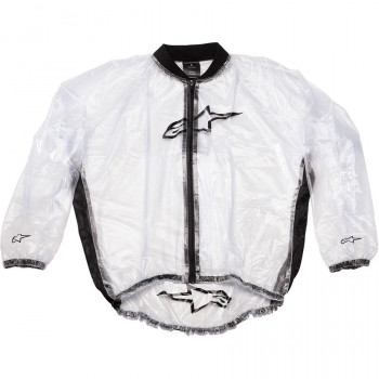 Мотодождевик Alpinestars Mud Coat Clear L
