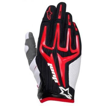 Мотоперчатки Alpinestars Dual Black-Red-White XL