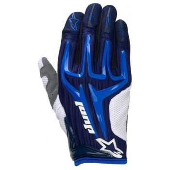 Мотоперчатки Alpinestars Dual Blue-White S