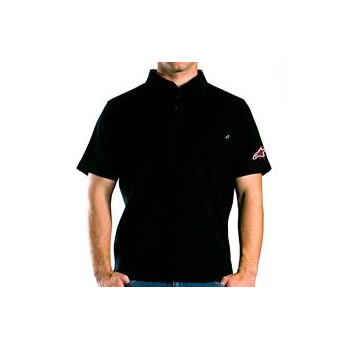 Футболка Alpinestars Phoenix Polo Black L