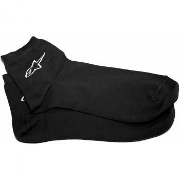 Носки Alpinestars Star Sock Black S/M (6 пар)