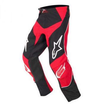 Мотоштаны детские Alpinestars Racer Black-Red 24