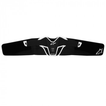 Защитный мотопояс (детский) Alpinestars Youth Saturn Kidney Belt Black-White