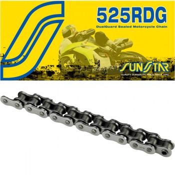 Приводная цепь SUNSTAR 525RDG-124N Neutral