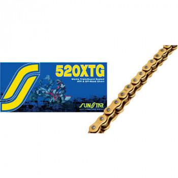 Приводная цепь SUNSTAR 520XTG-112G Gold