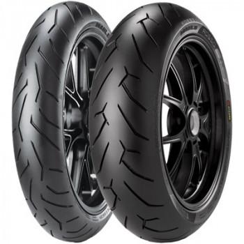Мотошины Pirelli Diablo Rosso II 110/70R17 54H TL
