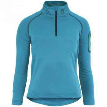 Термокофта Scott 1/2 ZIP J's TWO2 Blue S