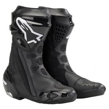 Мотоботы Alpinestars SUPERTECH R Black 43