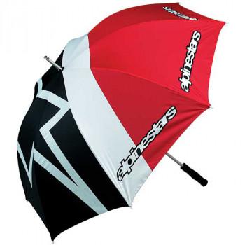 Зонтик Alpinestars Umbrella Black-White-Red