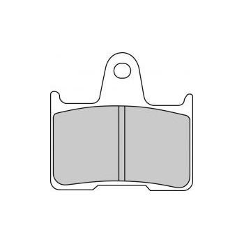 Колодки тормозные Ferodo FE FDB2111ST