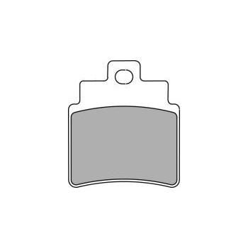 Колодки тормозные Ferodo FE FDB2141SG