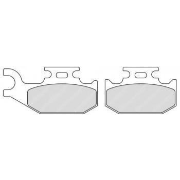 Колодки тормозные Ferodo FE FDB2235SG