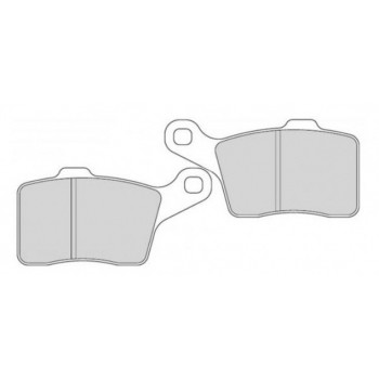 Колодки тормозные Ferodo FE FDB2243SG