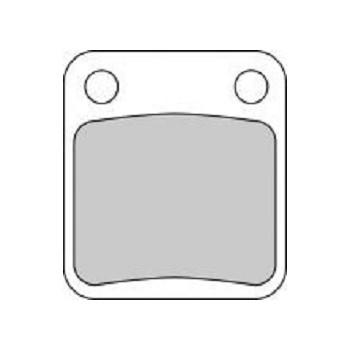 Колодки тормозные Ferodo FE FDB250P