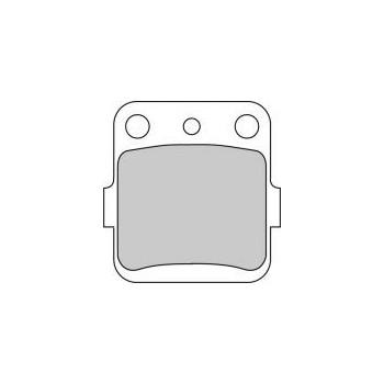 Колодки тормозные Ferodo FE FDB381SG