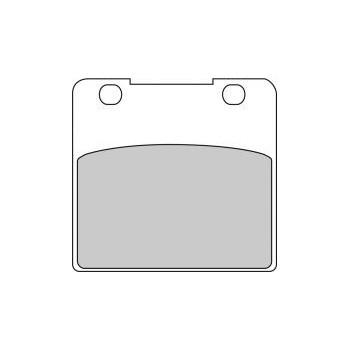 Колодки тормозные Ferodo FE FDB389P