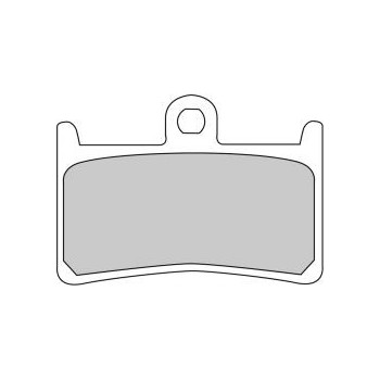 Колодки тормозные Ferodo FE FDB605P