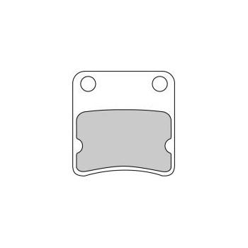 Колодки тормозные Ferodo FE FDB625AG