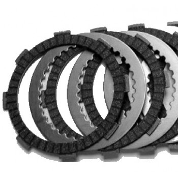 Диски сцепления фрикционные и стальные Ferodo FE FCS0675/3