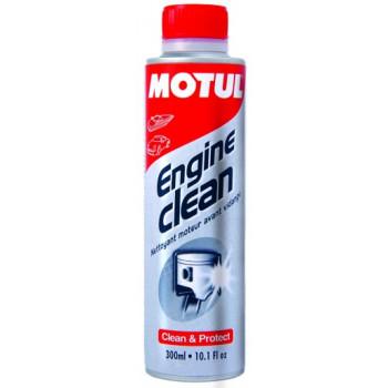 Промывка масляной системы Motul Engine Clean Auto (300ml)