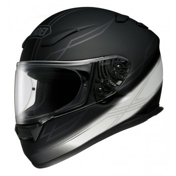 Мотошлем Shoei XR-1100 Moire TC-5 Matt Black XL