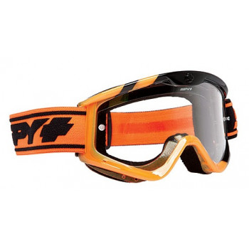 Очки SPY+ Targa 3 MX Black Sunday (Orange) - Clear AFP