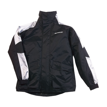 Дождевик Bering Maniwata Black-Silver XL