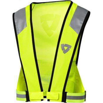 Жилет светоотражающий Revit Vest Connector HV Green L