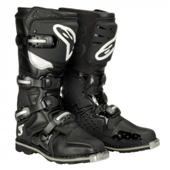Мотоботы Alpinestars TECH 3 AT TREADED Black 11