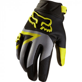 Мотоперчатки FOX 360 Machina Yellow XL