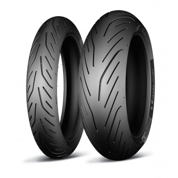 Мотошины Michelin Pilot Power 3 Front 120/60-ZR17 55W TL