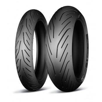Мотошины Michelin Pilot Power 3 Front 120/60-ZR17 55W TL