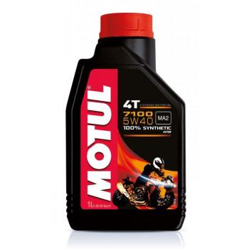 Моторное масло MOTUL 7100 4T 5W-40 (1L)