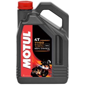 Моторное масло MOTUL 7100 4T 10W-50 (4L)