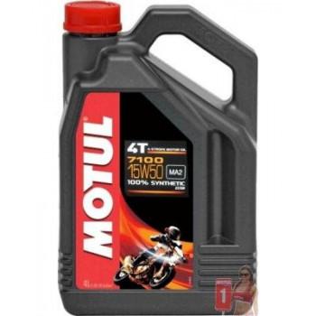 Моторное масло MOTUL 7100 4T 15W-50 (4L)